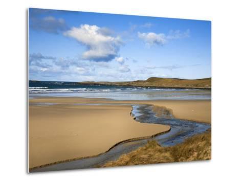 Machir Bay, Islay, Scotland, United Kingdom, Europe-Ann & Steve Toon-Metal Print