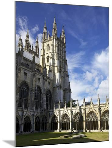 Northwest Tower of Canterbury Cathedral, UNESCO World Heritage Site, Canterbury, England-Peter Barritt-Mounted Photographic Print