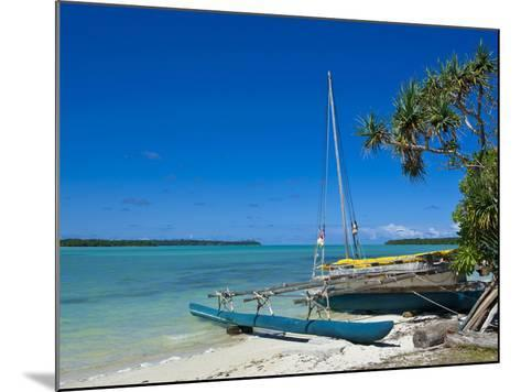 Ile Des Pins, New Caledonia, Melanesia, South Pacific, Pacific-Michael Runkel-Mounted Photographic Print