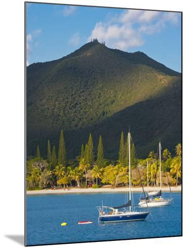 The Bay de Kuto, Ile Des Pins, New Caledonia, Melanesia, South Pacific-Michael Runkel-Mounted Photographic Print