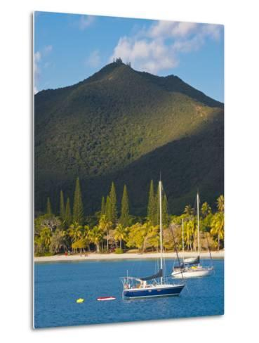 The Bay de Kuto, Ile Des Pins, New Caledonia, Melanesia, South Pacific-Michael Runkel-Metal Print