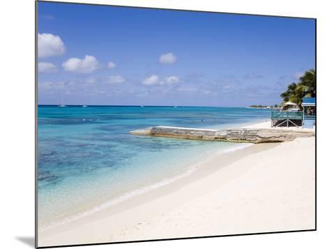 Cedar Grove Beach, Cockburn Town, Grand Turk Island, Turks and Caicos Islands, West Indies-Richard Cummins-Mounted Photographic Print