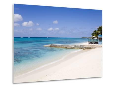 Cedar Grove Beach, Cockburn Town, Grand Turk Island, Turks and Caicos Islands, West Indies-Richard Cummins-Metal Print