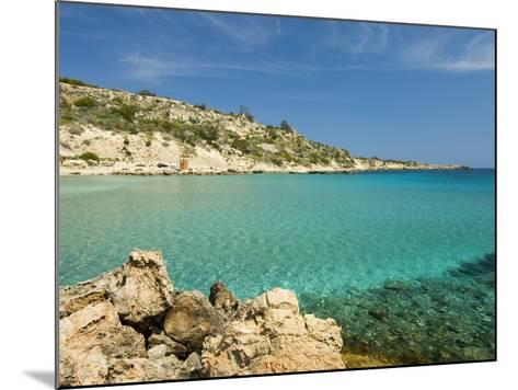 Konnos Beach, Protaras, Cyprus, Mediterranean, Europe-Stuart Black-Mounted Photographic Print