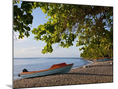 Beach on Savo Island, Solomon Islands, Pacific-Michael Runkel-Mounted Photographic Print