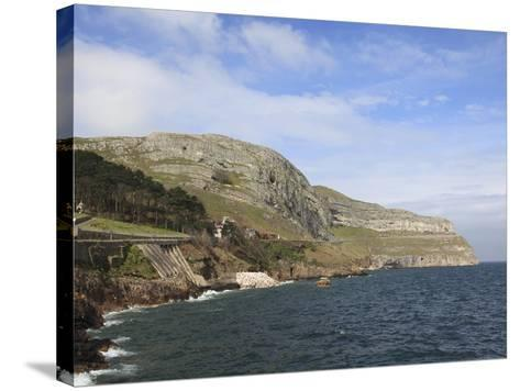 Great Orme, Llandudno, Conwy County, North Wales, Wales, United Kingdom, Europe-Wendy Connett-Stretched Canvas Print