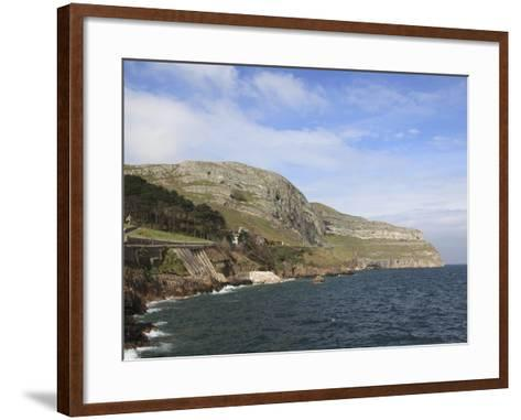 Great Orme, Llandudno, Conwy County, North Wales, Wales, United Kingdom, Europe-Wendy Connett-Framed Art Print