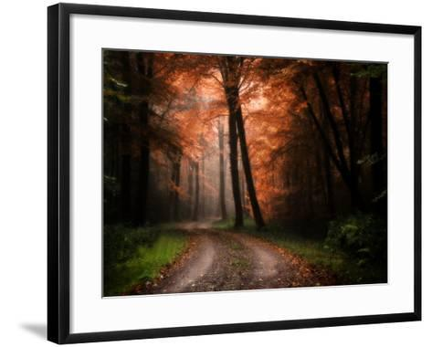 In My Dreams-Philippe Manguin-Framed Art Print