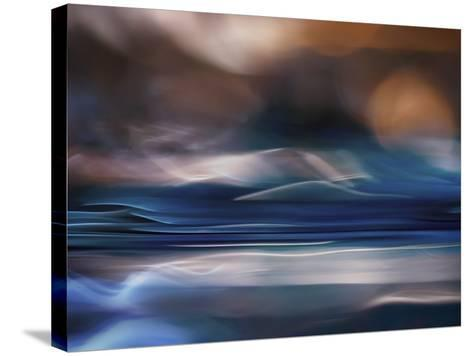Coastal Dawn-Ursula Abresch-Stretched Canvas Print
