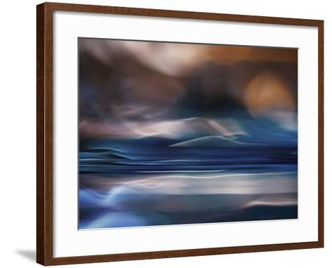 Coastal Dawn-Ursula Abresch-Framed Art Print