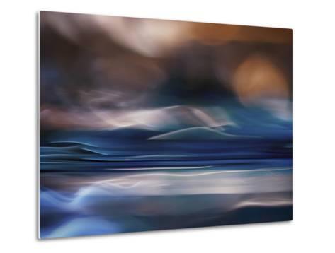Coastal Dawn-Ursula Abresch-Metal Print
