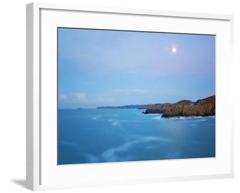 Bretagne France-Philippe Manguin-Framed Art Print
