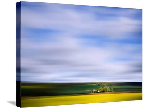 Countryside Spot-Philippe Sainte-Laudy-Stretched Canvas Print