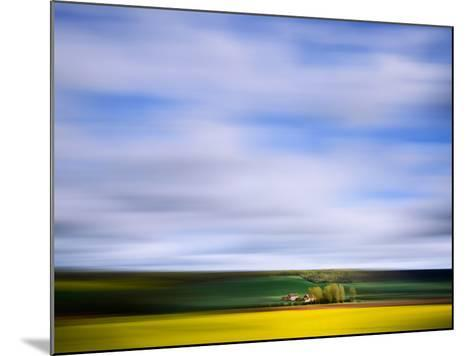 Countryside Spot-Philippe Sainte-Laudy-Mounted Photographic Print