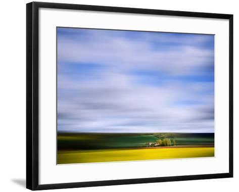 Countryside Spot-Philippe Sainte-Laudy-Framed Art Print