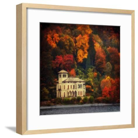 Autumn in My Garden-Philippe Sainte-Laudy-Framed Art Print