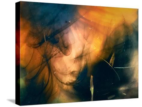 Girl with the Yellow Hat-Ursula Abresch-Stretched Canvas Print