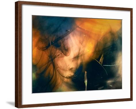 Girl with the Yellow Hat-Ursula Abresch-Framed Art Print