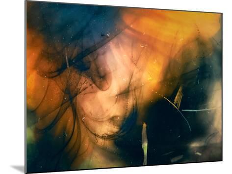 Girl with the Yellow Hat-Ursula Abresch-Mounted Photographic Print