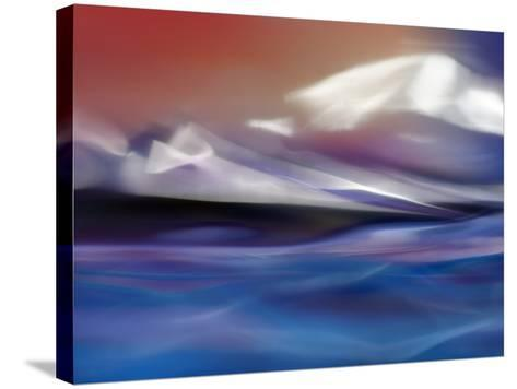 Land of Fire and Water-Ursula Abresch-Stretched Canvas Print