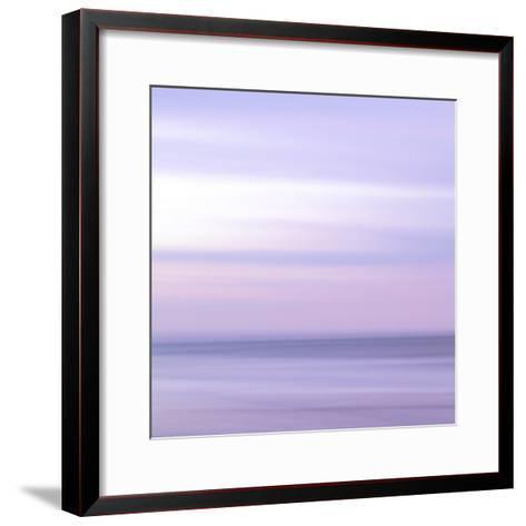 Purple Horizon-Doug Chinnery-Framed Art Print
