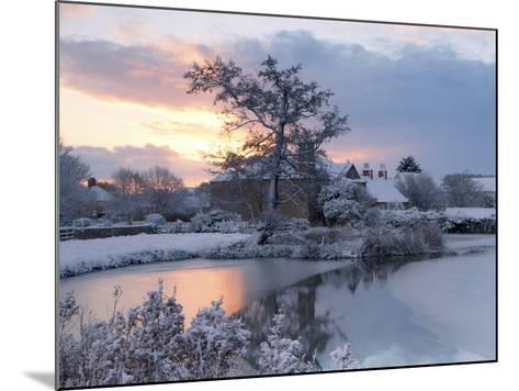 Frozen Dawn-Doug Chinnery-Mounted Photographic Print