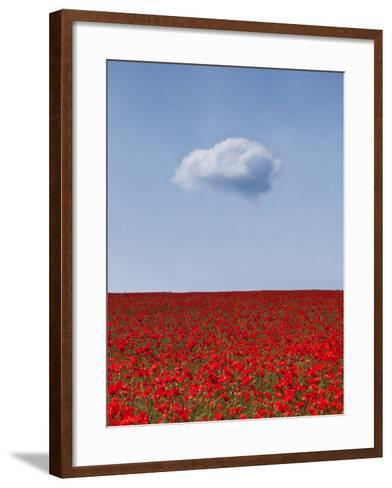 Poppylicious-Doug Chinnery-Framed Art Print