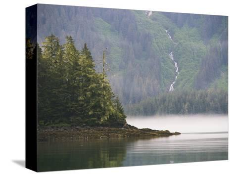 Glacier Bay-Art Wolfe-Stretched Canvas Print