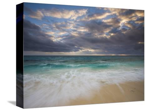 Sand and Sky-Art Wolfe-Stretched Canvas Print