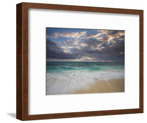 Sand and Sky-Art Wolfe-Framed Art Print