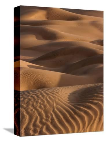 Sand Prints-Art Wolfe-Stretched Canvas Print