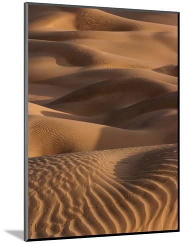 Sand Prints-Art Wolfe-Mounted Photographic Print