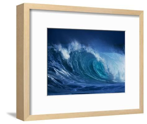 Hang Ten-Art Wolfe-Framed Art Print