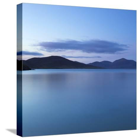 Hebridean Twilight-Doug Chinnery-Stretched Canvas Print