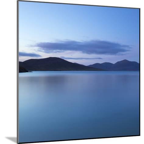 Hebridean Twilight-Doug Chinnery-Mounted Photographic Print