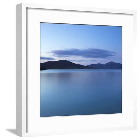 Hebridean Twilight-Doug Chinnery-Framed Art Print