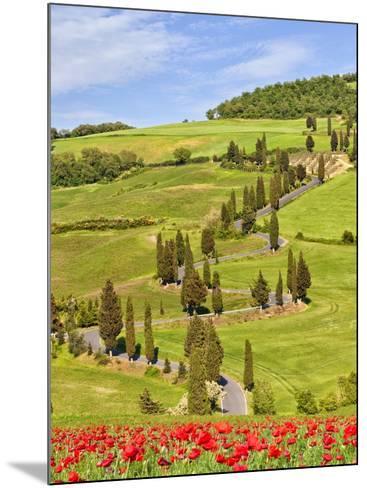 Monticchiello-Marco Carmassi-Mounted Photographic Print