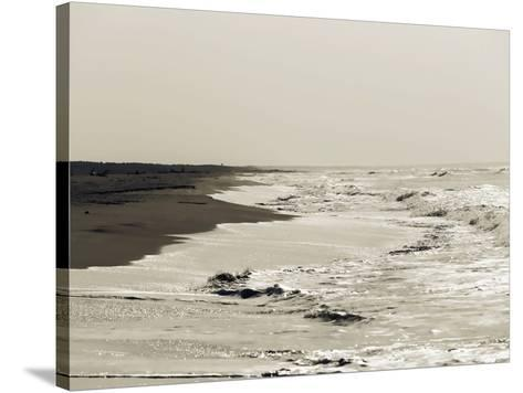 Shiny Undertow-Marco Carmassi-Stretched Canvas Print