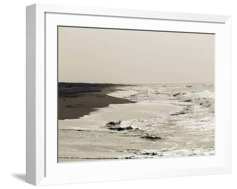 Shiny Undertow-Marco Carmassi-Framed Art Print