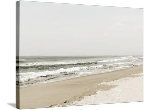 Slow Waves-Marco Carmassi-Stretched Canvas Print