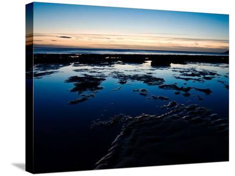 Steel Dawn-Doug Chinnery-Stretched Canvas Print