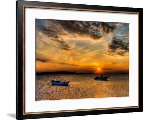 Sunset Beauty2-Nejdet Duzen-Framed Art Print