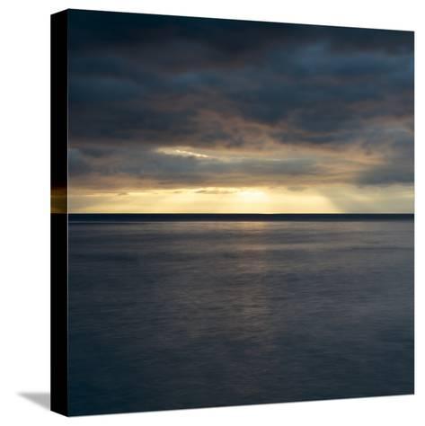 Dark Dawn-Doug Chinnery-Stretched Canvas Print