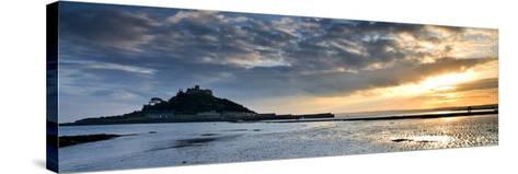 Cornish Glory-Doug Chinnery-Stretched Canvas Print