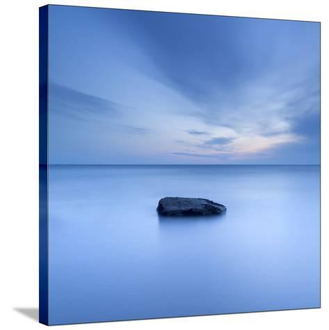 One Rock-Doug Chinnery-Stretched Canvas Print