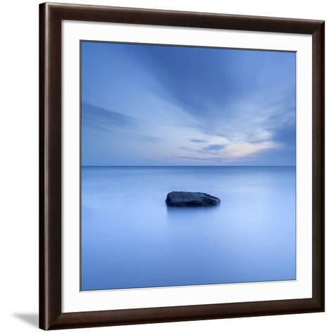 One Rock-Doug Chinnery-Framed Art Print