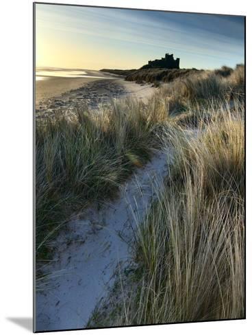 Bamburgh Dunes-Doug Chinnery-Mounted Photographic Print