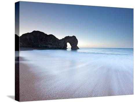 Jurassic Arch-Doug Chinnery-Stretched Canvas Print
