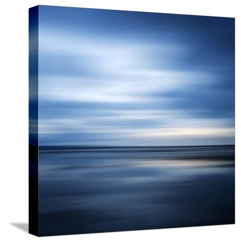 Lindisfarne-Doug Chinnery-Stretched Canvas Print