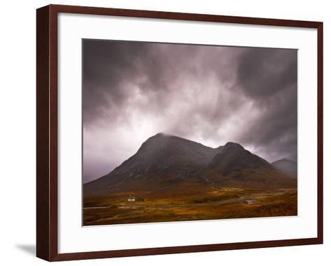 Glencoe Cottage-Doug Chinnery-Framed Art Print
